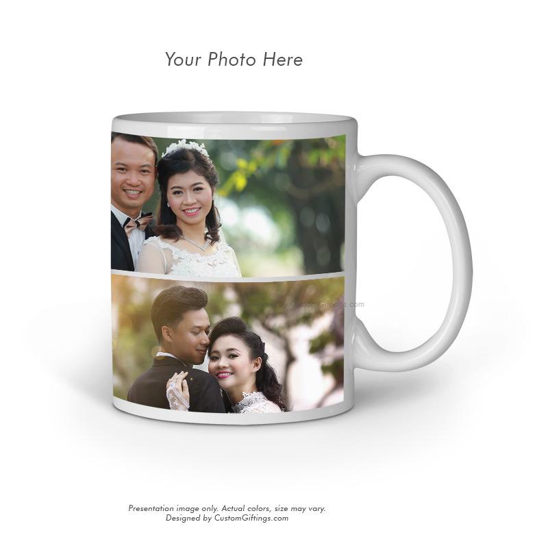 Hy Custom Printed Photo Mug Gift